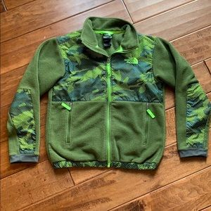 The North Face Boys Fleece Jacket M